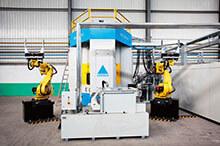 LEIFELD CNC SPINNING MACHINE