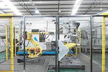 ROBOTIC SPINNING MACHINE