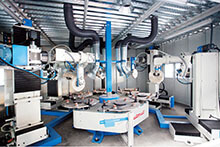 SPAIN LATERAL POLISHING FACILITY