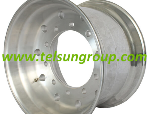 Machine-finshed Wheel 22.5×14.00