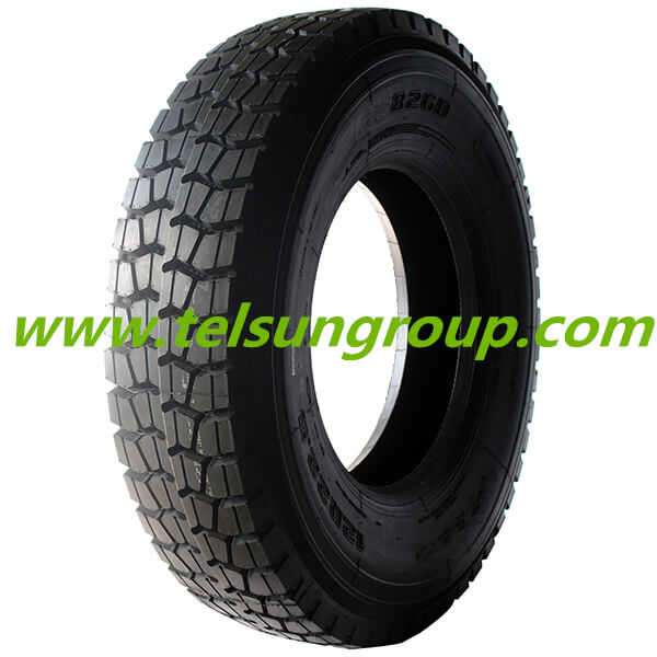 Telsun Radial Truck Tires 12R22.5