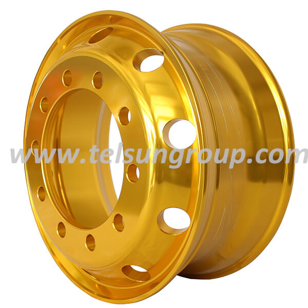 Telsun Forged Aluminium Wheels