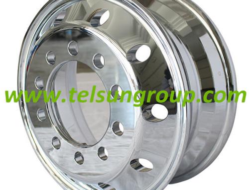 19.5 forged aluminum wheels
