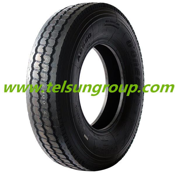 Telsun Heavy Duty Radial Truck Tyres 1200R24